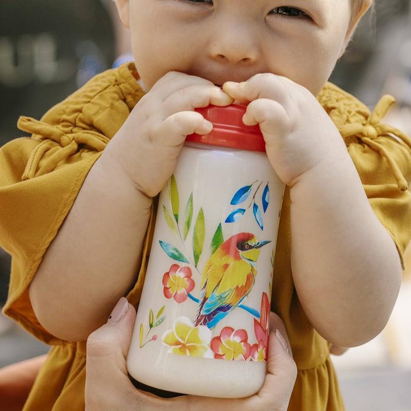 Butelka dla niemowląt Tommy Lise 360 ml Blooming Day