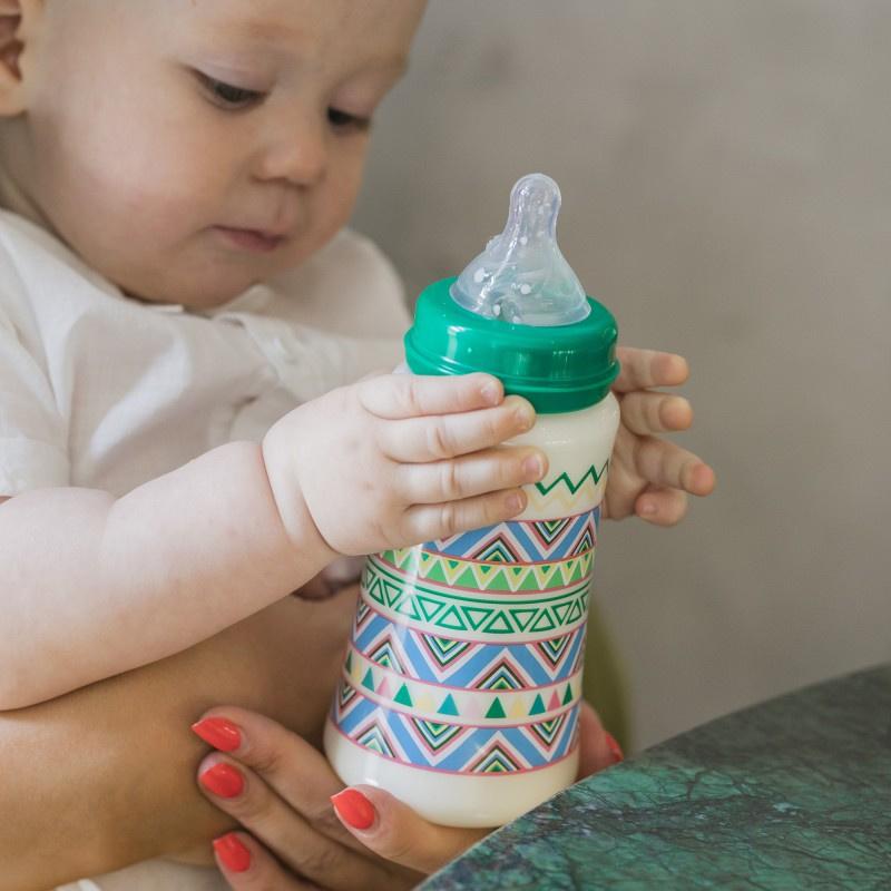 Butelka dla niemowląt Tommy Lise 360 ml Ethnic Festive