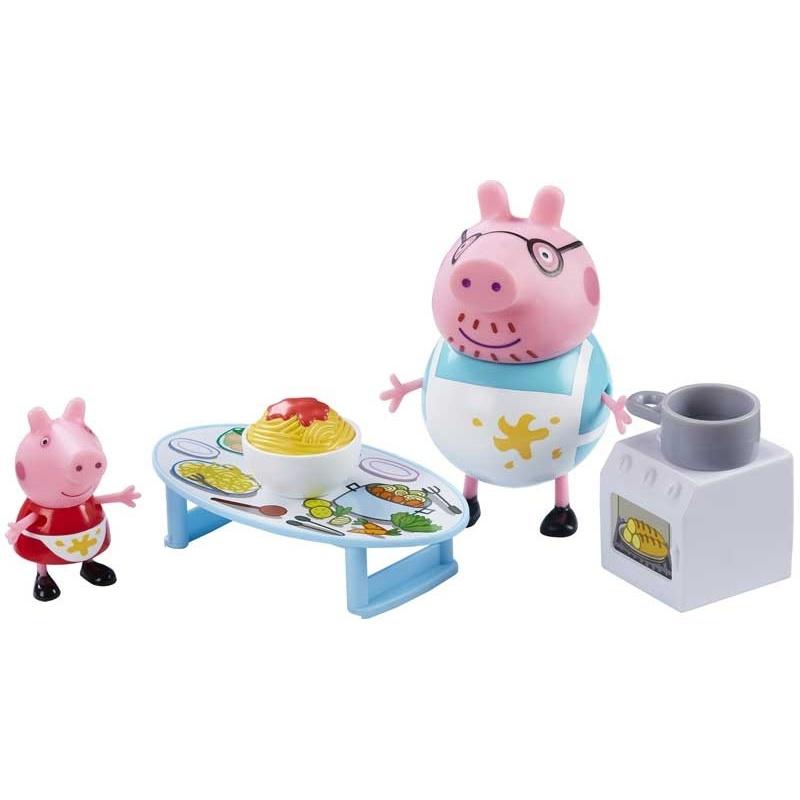 Peppa Piggy Bank - Zestaw kuchenny
