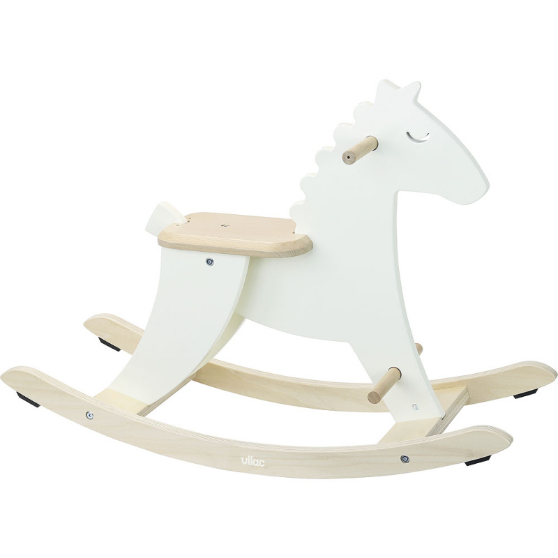 Vilac Rocking Horse Ivory