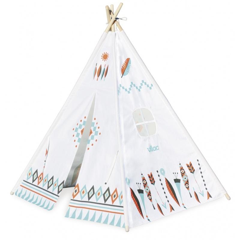 Vilac - dětské indiánské Cheyenne teepee - Týpí