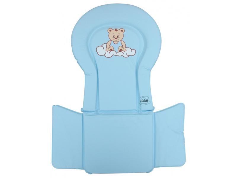 Výplň do židliček Scarlett kombi modrá