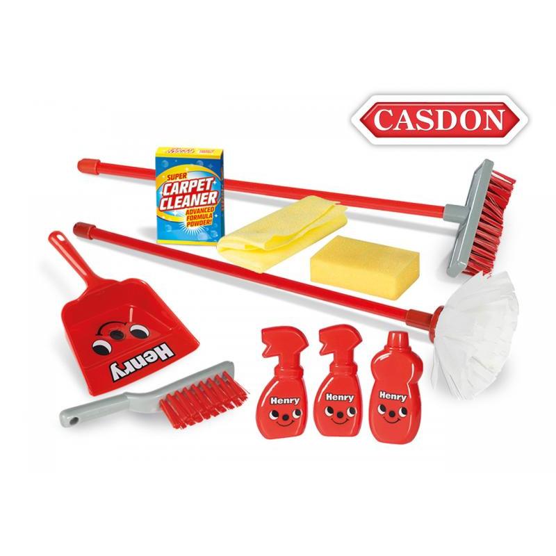 Casdon 719 Zestaw sprzątający Henry