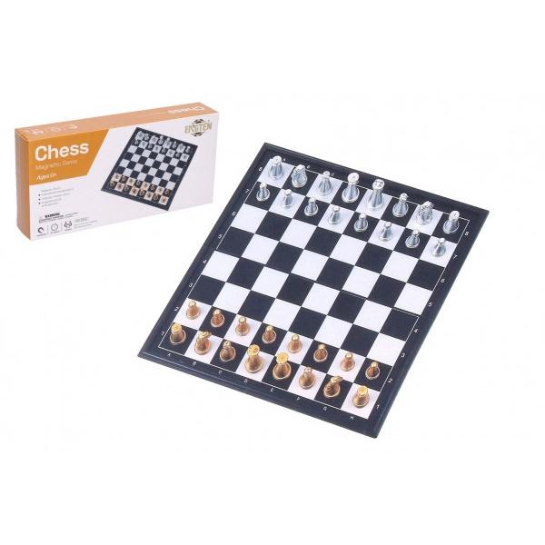 Magnetyczna gra planszowa w szachy