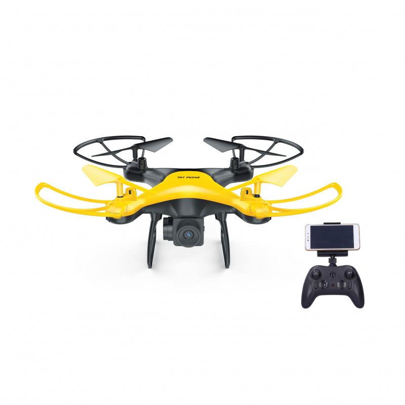 Dron s WIFI HD kamerou 27 x 27 x 11 cm