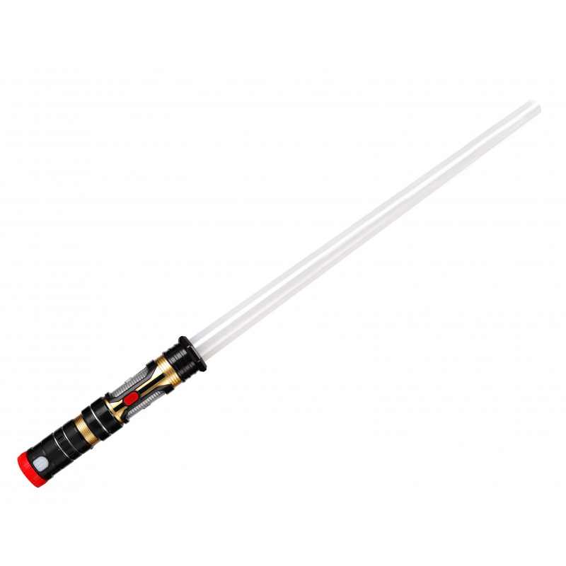 Meč svetelný teleskopický 80 cm