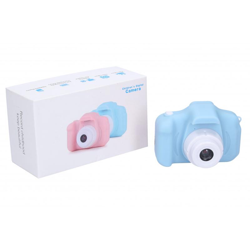 Detský digitálny fotoaparát 5 MPx - modrá farba