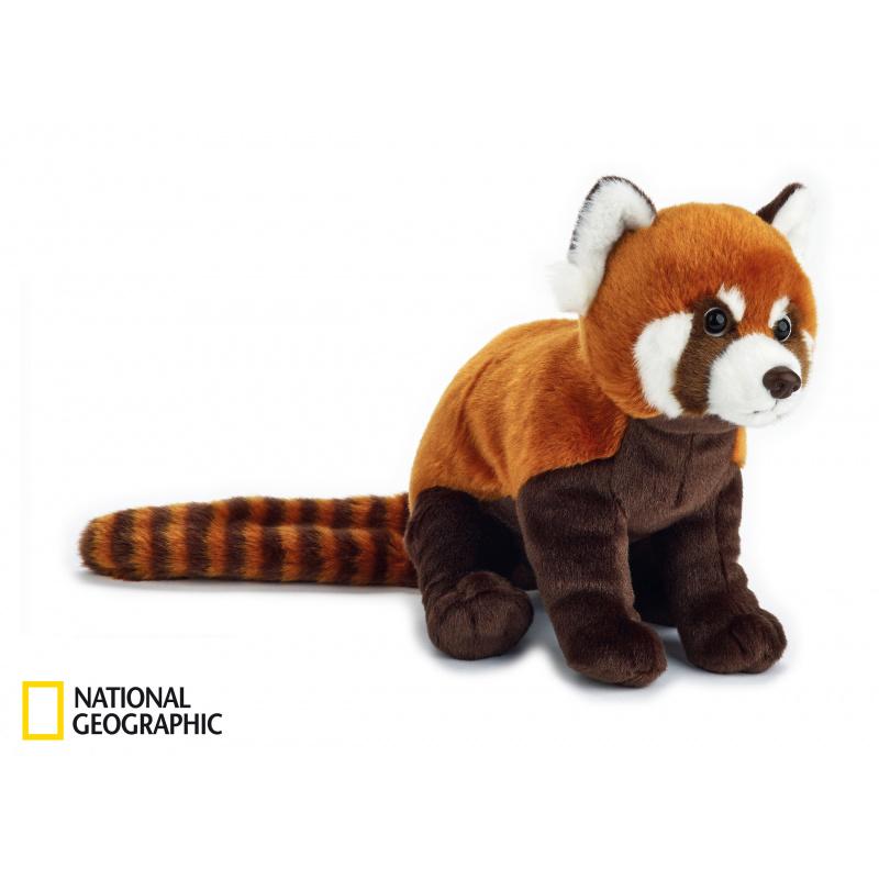 National Geographic plyšák Červená panda