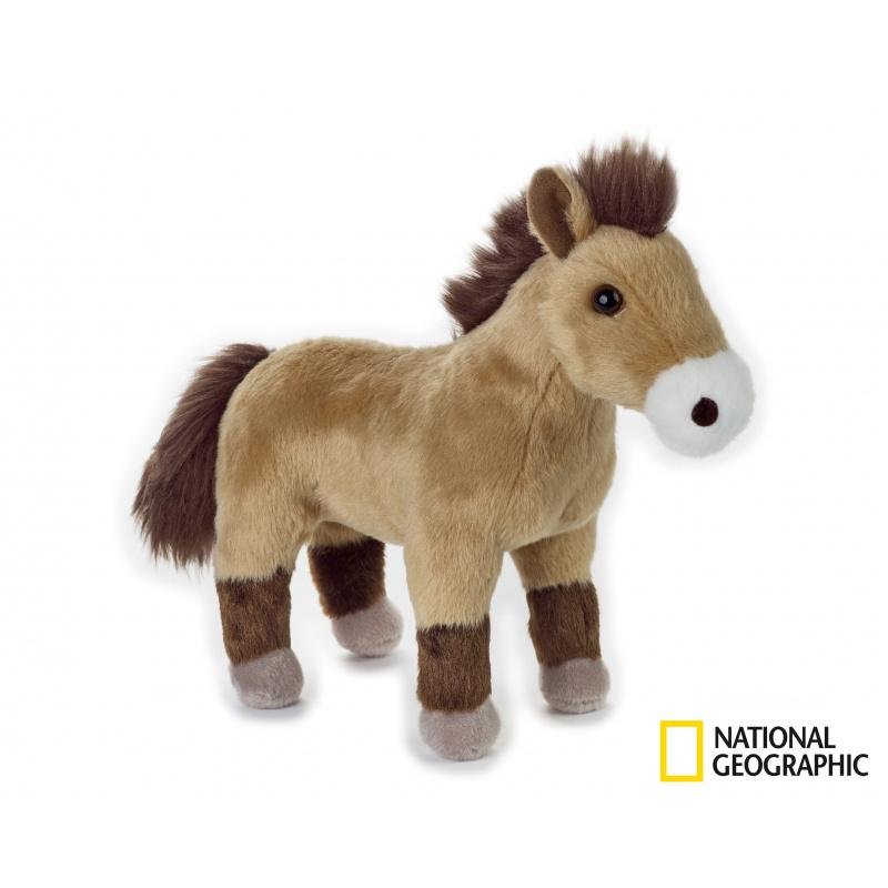 National Geographic plyšák Kůň 26 cm