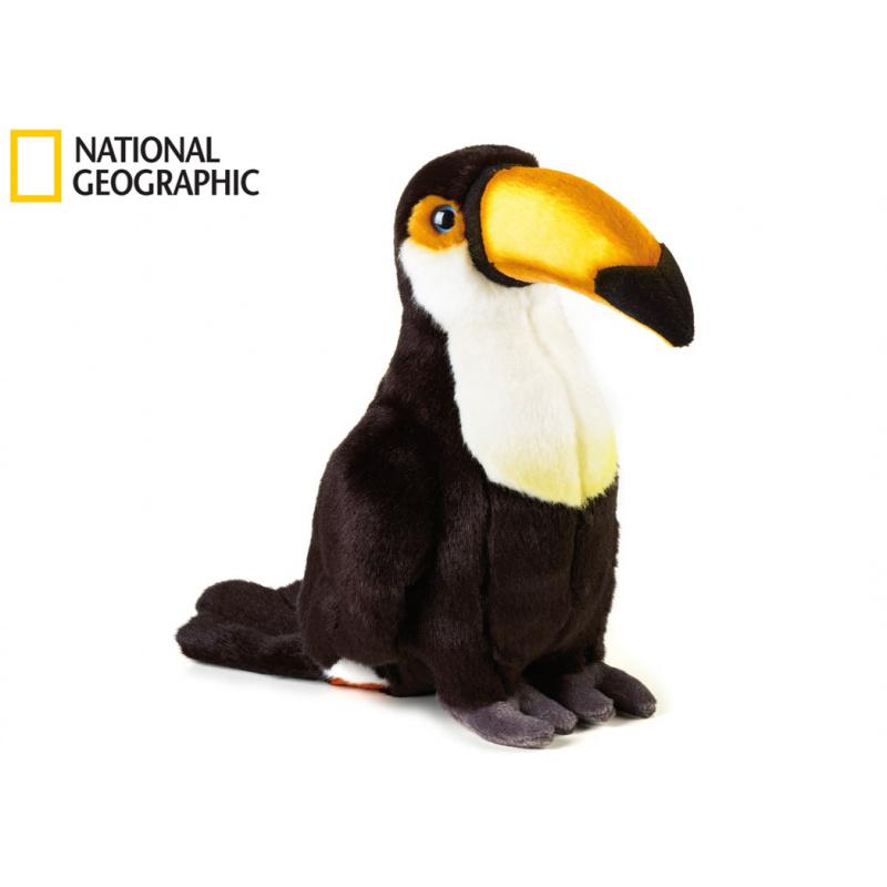 National Geografic Zvieratká z dažďového pralesa 770712 Tukan 27 cm