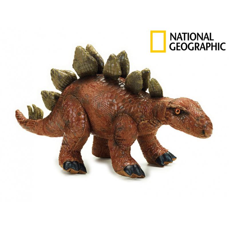 National Geografic Ďalšie zvieratka 770782 Stegosaurus 40 cm