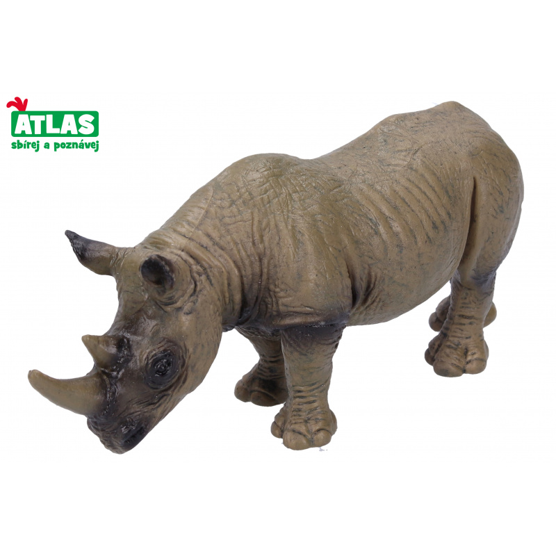 Figúrka Nosorožec africký 13 cm