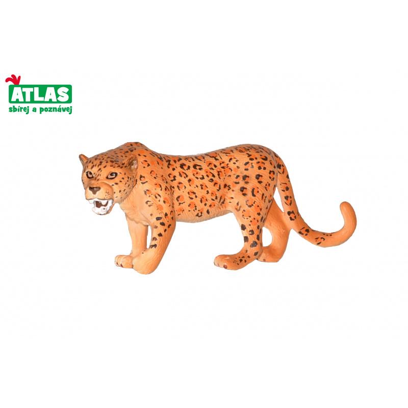 Figurka Leopard 11 cm