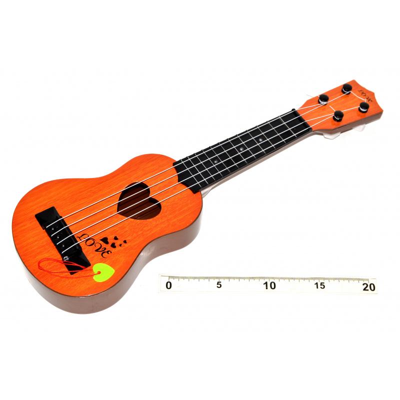 Gitara s trsátka 43 cm