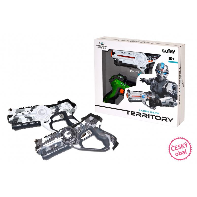 TERRITORY Laser Game Double - Český obal