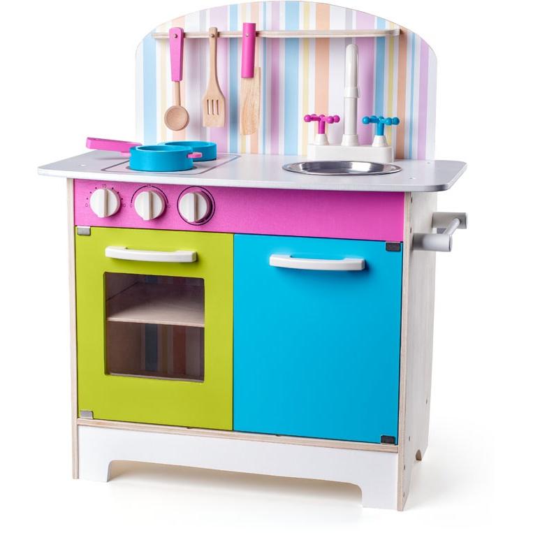 Kuchyňka Julia, proužkovaná