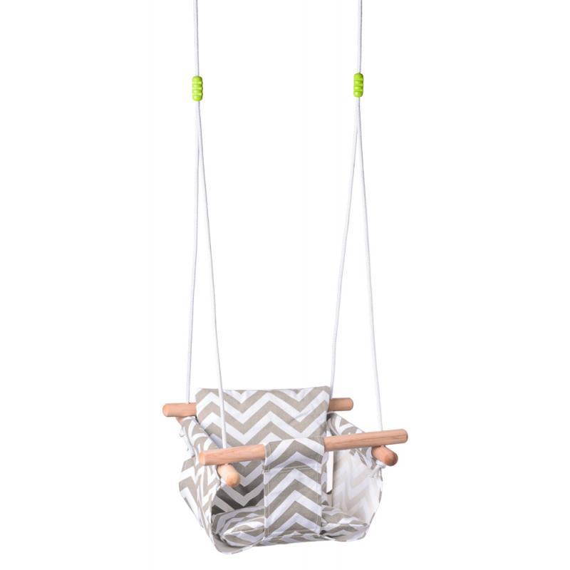 Houpačka pro miminko, textilní