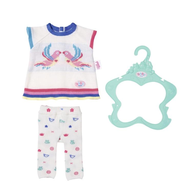 BABY born® Pletené oblečení 826966 , 43 cm