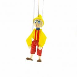 Drevené bábky - Pinocchio