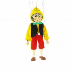 Drevené veľké bábky - Pinocchio