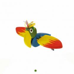 Papagáj malý