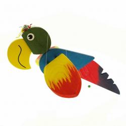 Papagáj veľký