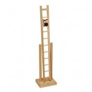 Dřevěné hračky - Dřevěný žebřík kominíček