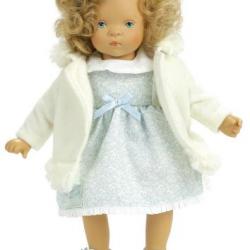 Petitcollin bábika Minette 27cm Louisa