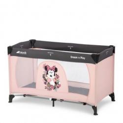 Hauck Disney Dream'n Play cestovná postieľka Minnie Sweetheart