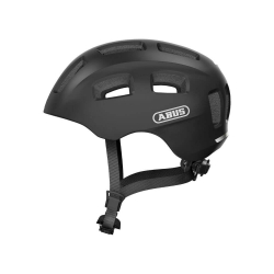 Dětská helma ABUS Youn-I 2.0 velvet black velikost M 52-57 CM
