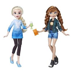 Ledové Království Elsa a Anna