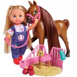 Panenka Evička veterinářka Welcome Horse