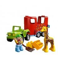 LEGO® DUPLO Cirkus na cestách 10550