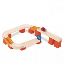 Wonderworld Kulodrom Trix-Track, TRACKS & BALL 7004