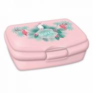 Box na svačinu Pink Plamingo