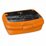 Box na svačinu Lamborghini 19 orange