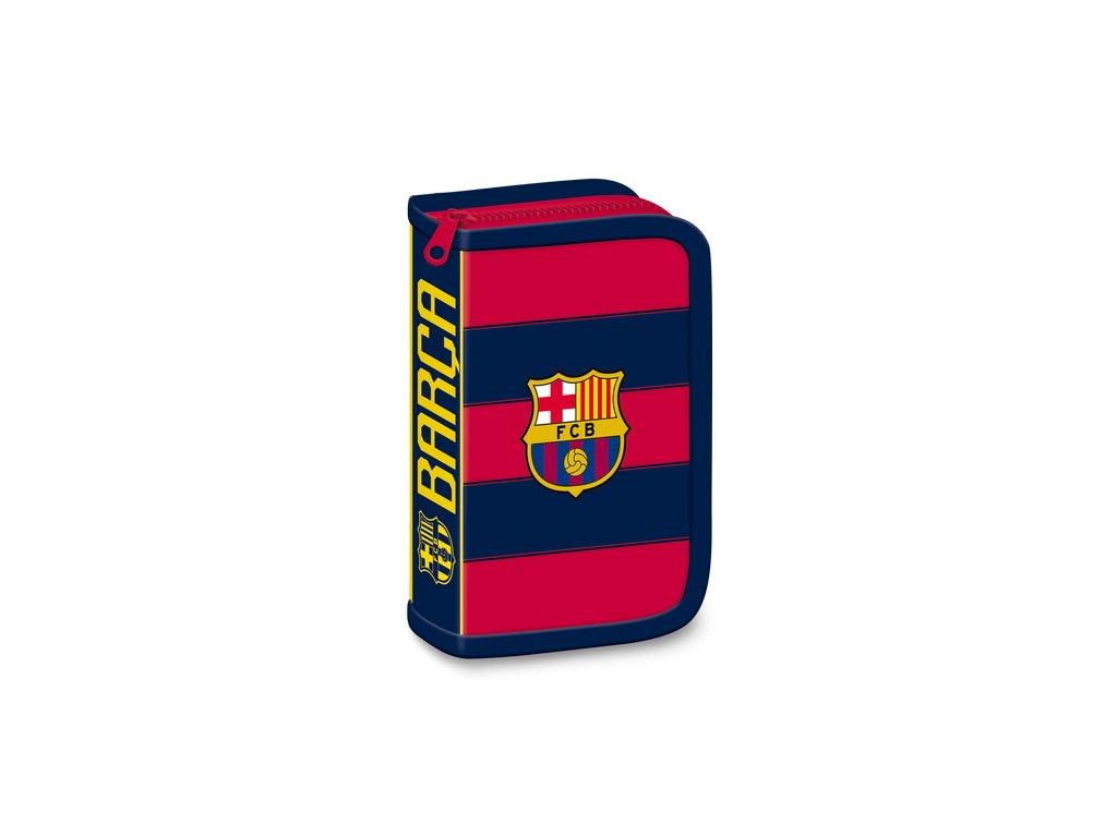 Školní penál FC Barcelona plněný