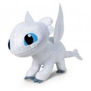 Jak vycvičit draka 3 - drak Lightfury Sparkle plyšový 60cm 0m+