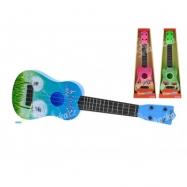 Kytara 61 cm 3 barvy v krabičce
