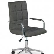 Detská stolička GONZO 3, tmavo šedá