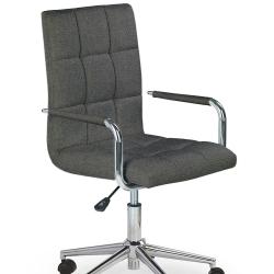 Dětská židle GONZO 3, tmavě šedá