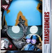 Transformers mluvící maska