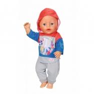 Baby born Teplákovka  826980 varianta 2, 43 cm