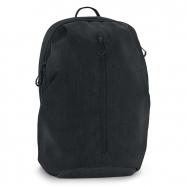 Študentský batoh AU-11 metropolis čierny