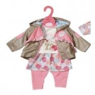 Baby Annabell Oblečenie s bundou 43 cm 701973 variant 1