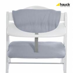 Hauck Potah DeLuxe 2019 na jídelní židličku Alpha stretch grey