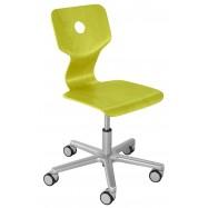 Rostoucí židle Haba Matti Beech zelená