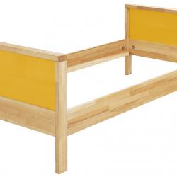 Łóżko Haba Matti 8370 żółte