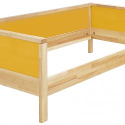 Łóżko Haba Matti z jednostronnym wypełnieniem 8371 żółte