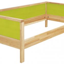 Łóżko Haba Matti z jednostronnym wypełnieniem 8371 zielone